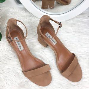 Steve Madden chunky heels, Size 7.5 M